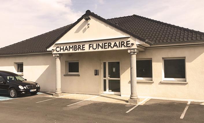 La maison des obsèques Reims